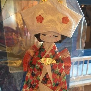 Other - Origami doll